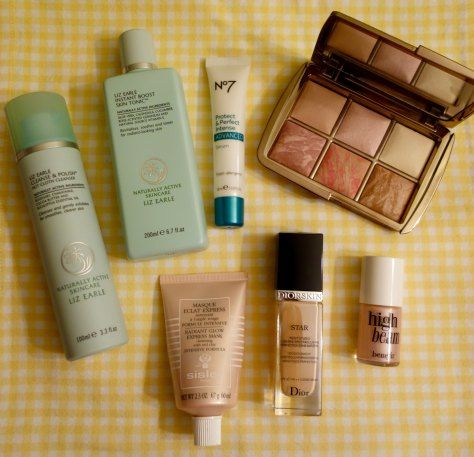 Glow beauty products