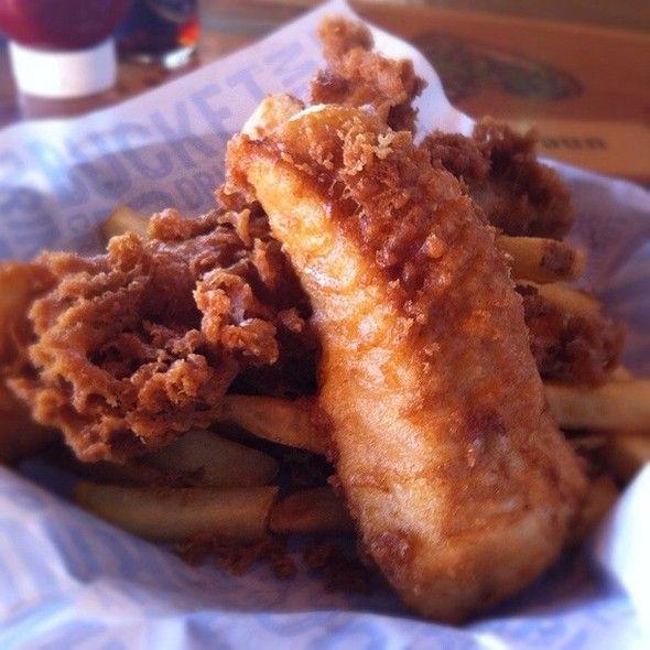 Joe's Crab Shack Copycat Recipes: Beer Battered Fish