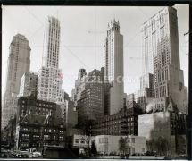 Incredible New York in Berenice Abbott collection.