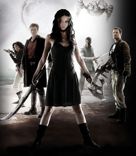River Tam (Summer Glau) in the TV series Firefly and later the movie Serenity