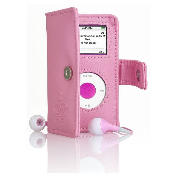 Surplus of Pink IPod Covers | Self Trading - Wholesale Clearance Stock... ❤ liked on Polyvore featuring electronics, ipod and acessorios
