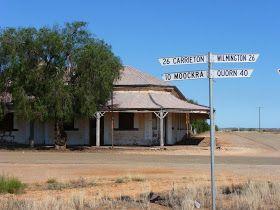 Hammond, ghost town, Flinders Rangers, South Australia.  On the Road again ... making memories: Photos of Flinders Ranges, South Australia