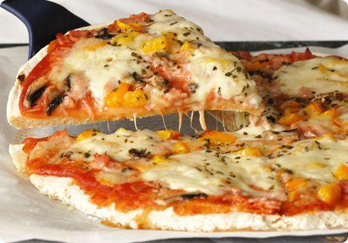 S'asseoir dans une pizzeria et choisir entre la 3 fromages et la royale... ça parait facile (ben oui, moi j'aurais pris celle au fromag
