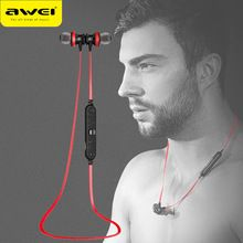 US $19.99 AWEI A980BL Stereo Headset Audifonos Neckband Running Sport Earphone With Mic Auriculares Fone De Ouvido For Samsung iPhone Sony. Aliexpress product