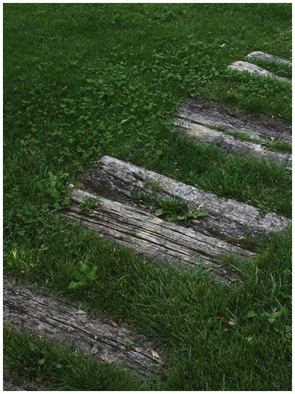walkways with lumber | Wood Walkways http://aboutgarden.wordpress.com/: Gate Pathway Water, Garden Ideas, Garden Hardscapes 1 Closed, Garden Walkways, Gardening, Http Aboutgarden Wordpress Com, Backyard, Landscape Ideas, Wood Walkways
