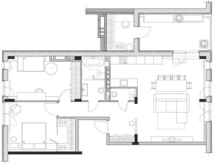 Lugerin Architects (Украина). Киевский комфорт — Д.Журнал