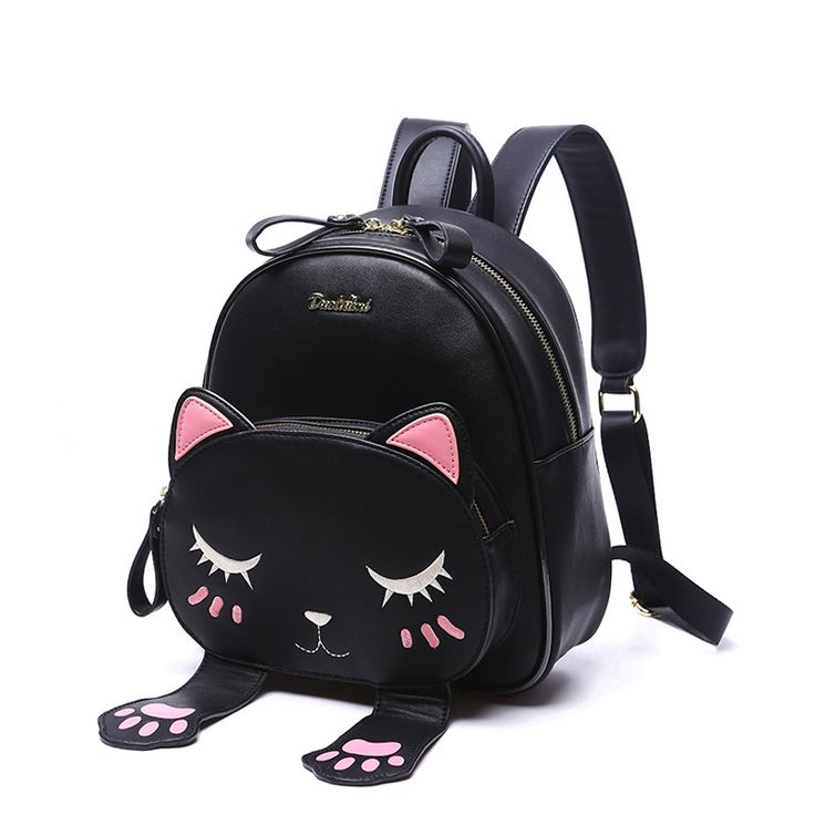 Cat Backpack / Mochila Gato Wh276 130416