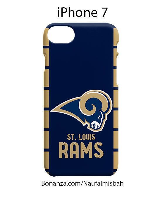 St. Louis Rams iPhone 7 Case Cover Wrap Around