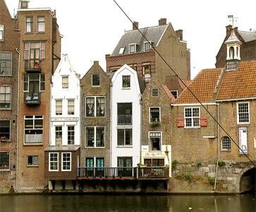 I used to walk by this often. Delfshaven, Rotterdam.