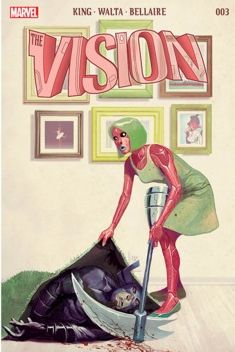 20 Great Comics to Read at the Beach This Summer -- Vision by Tom King and…
