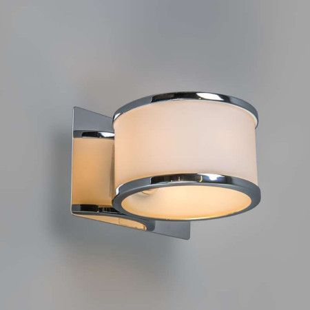 Badezimmer Wandleuchte Havanna 1 chrom Sehr schöne Badezimmer Wandleuchte mit einem runden, offenen Glas (mit Chrom Kanten) mit einer Chrom Wandbefestigung, welche sehr klein ist und die Leuchte schweben lässt. Gute Qualität aus verchromtem Stahl. #Badezimmer #Außenbeleuchtung #Innenbeleuchtung #Lampe #Light #modern #einrichten