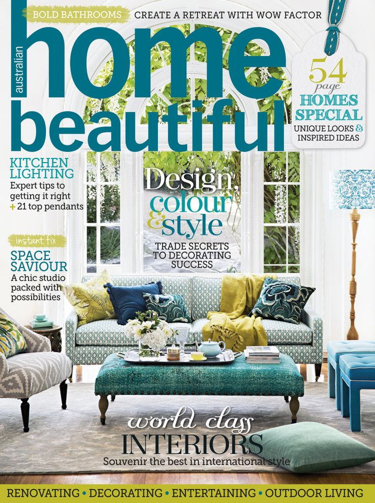 home beautiful may 2014 - Home Decor Magazines