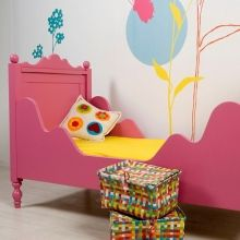 Bopita Belle Bett für Mädchen / Juniorbett 90 x 200 cm in...