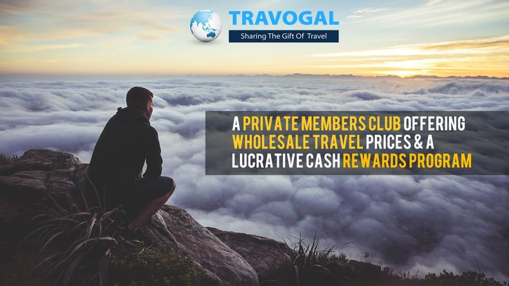Our mission is to share the gift of travel...