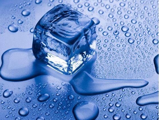 Melting Ice: Solids, Liquids and Gases