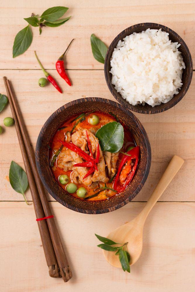 10 heerlijke Thaise recepten