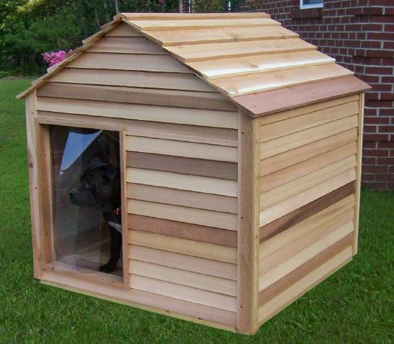 1030 best dog houses large dogs images on pinterest big for Insulated dog house for sale