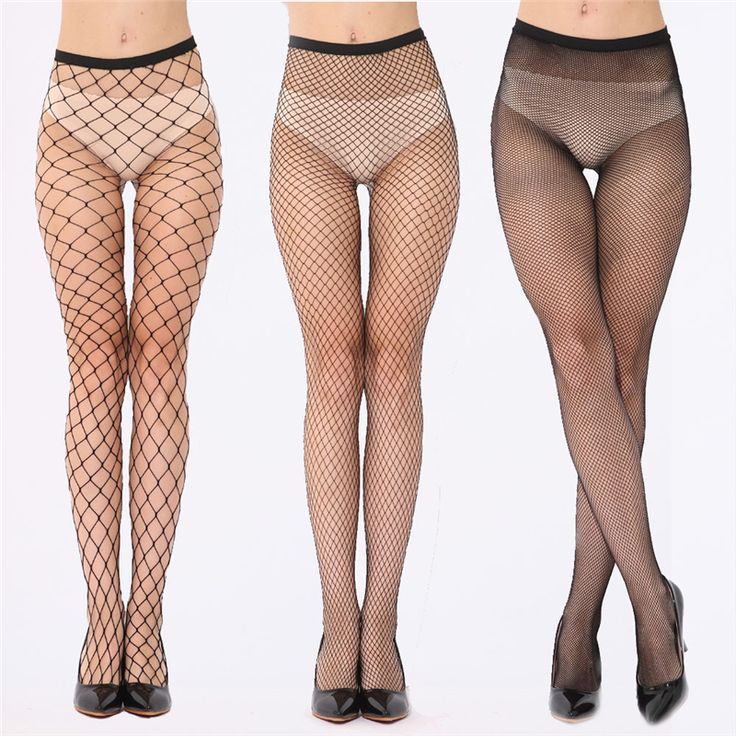 2017 New Fashion Women Ladies Sexy Fishnet Stockings Female Fish Net Pantyhose Black Mesh Lingerie Sheer Tights -- Detailed information can be found by clicking on the VISIT button