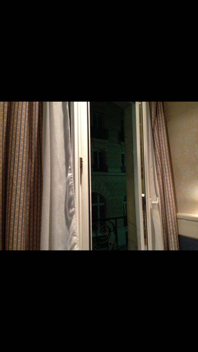 parisian night from inside