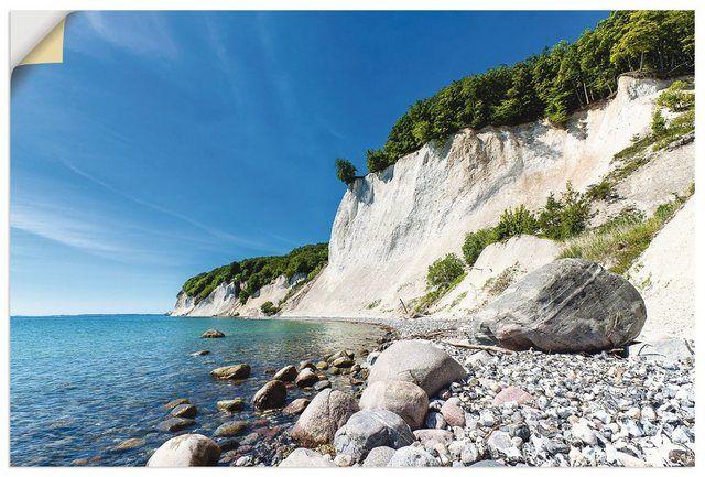 Premium Wandfolie »Rico Ködder: Kreidefelsen auf der Insel Rügen 2«