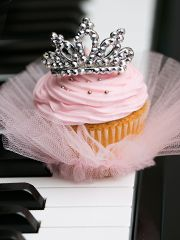 Tiny tutu cake couture