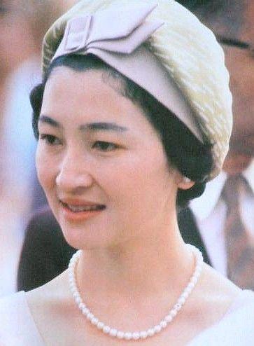 美智子皇后陛下 as 皇太子継宮明仁親王妃美智子(つぐのみやあきひとしんのうひみちこ)殿下時代