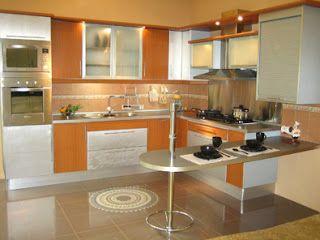 kitchen set: Design Kitchen Set Minimalis