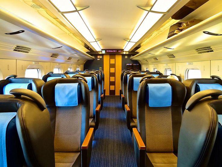秋田新幹線 スーパ ーこまち E6系, E6 Shinkansen, Japan | by Ken Lee 2010