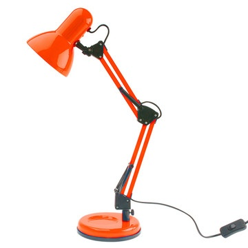Hobby Desk Lamp Orange, 25€, now featured on Fab.