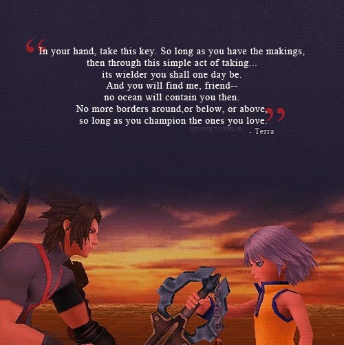 "Terra - ""This Key"" - Quotes.... they had almost the same fate... sigh..."