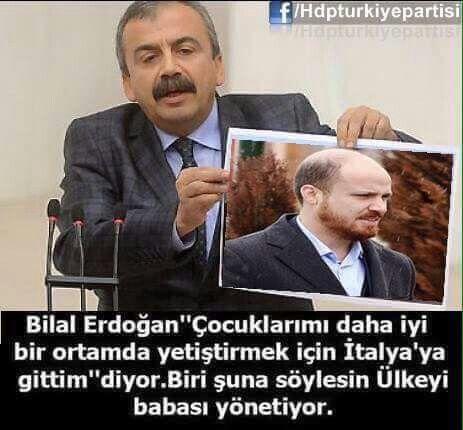 Adamın çocuğu bile anlamış sen hala uyu Türkiye