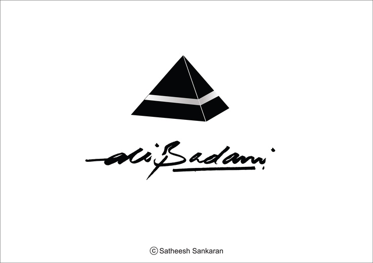 ::: Logo Design ::: Ali Badani <<>> www.facebook.com/yourcreativepartner