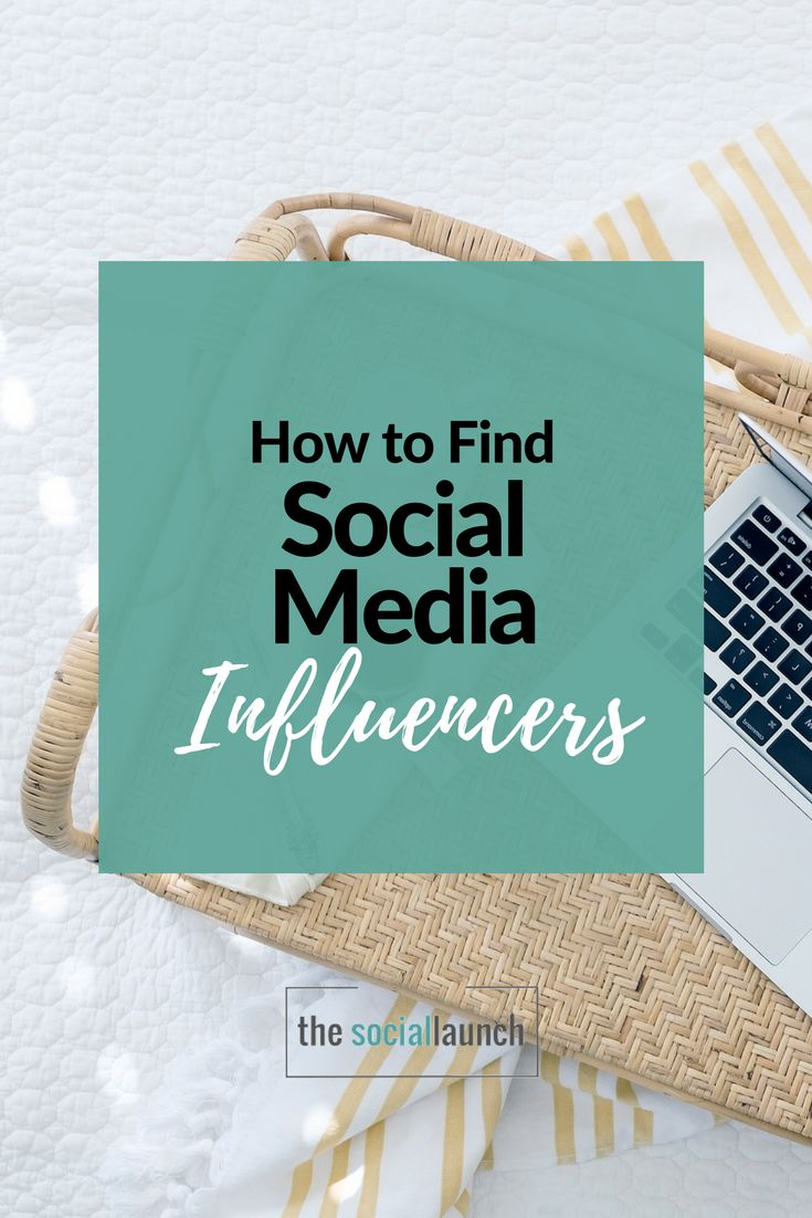 This step-by-step guide will show you how to find social media influencers and why you might want to consider using them in your marketing strategy. #influencers #socialmedia via @socialmediatips