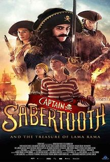 Captain Sabertooth and the Treasure of Lama Rama - 2014 BRRip x264 - Türkçe Dublaj Tek Link indir
