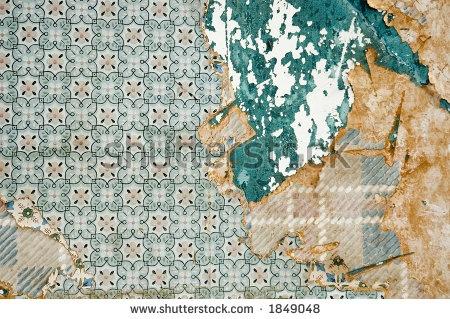 97 Best Peeling Wallpaper Images On Pinterest