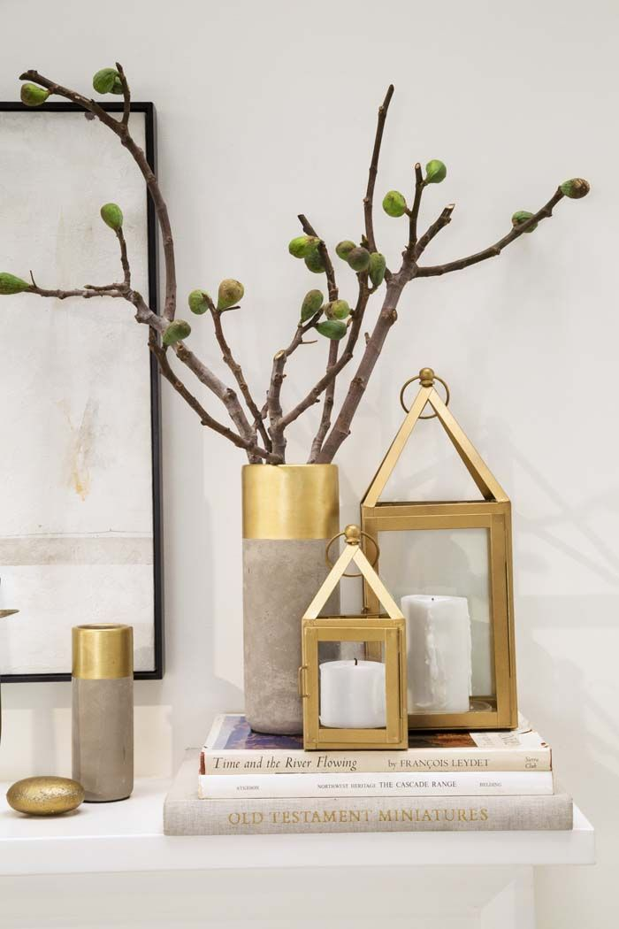 Gold features at home! For more decor, lifestyle, travel & fashion inspiration, head to theemasphere.com xx