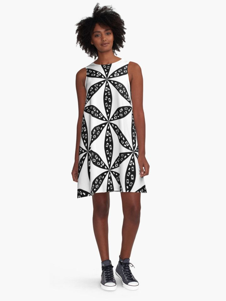 Be #unique with this beautiful #dress. #Redbubble