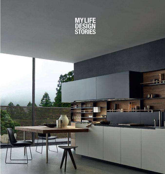 Kitchen Interior Design Quotes: Varenna By Poliform - Kitchen