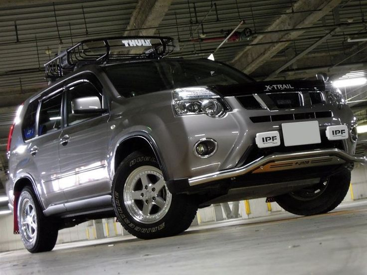 8 best xtrail mods images on Pinterest