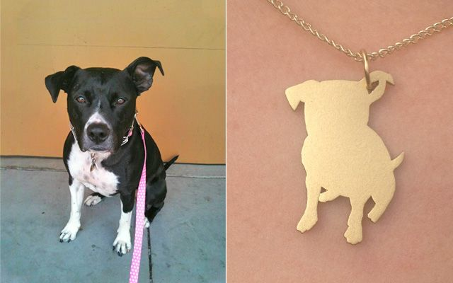 DIY Dog Necklace - Because Shrinky Dinks are AWESOME!