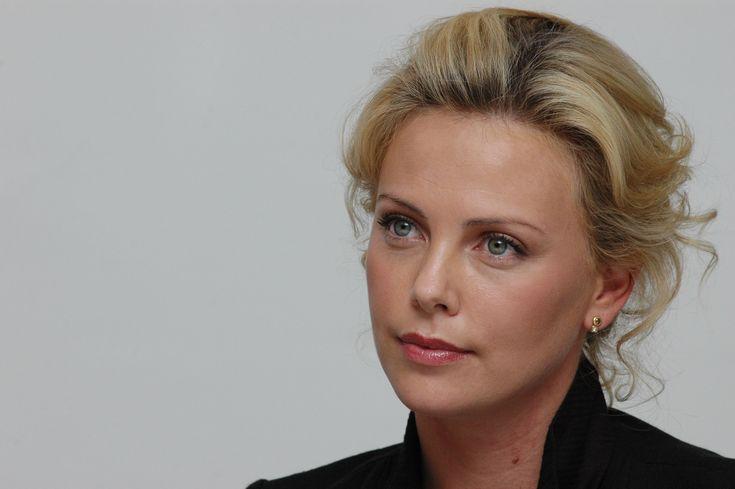 Charlize Theron, gezicht, portret, vrouw
