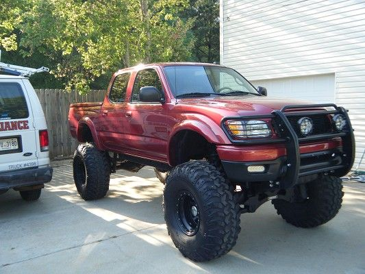 30 inch tires 2002 toyota tacoma