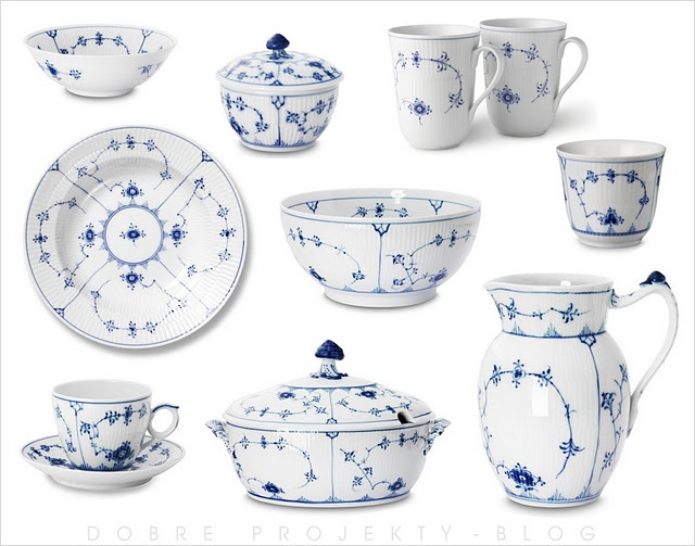 692 best images about royal copenhagen china on pinterest for Plain white plates ikea