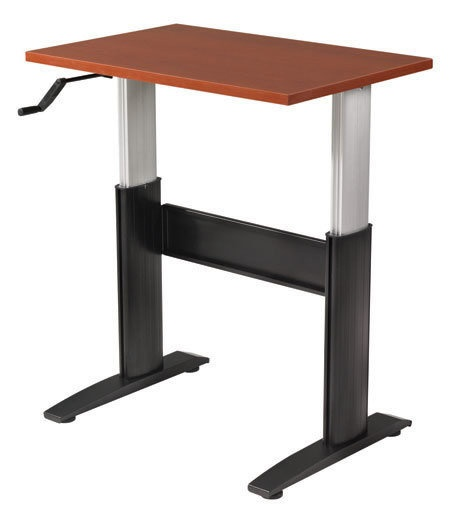 15 Best Height Adjustable Desks Winding Handle Images On