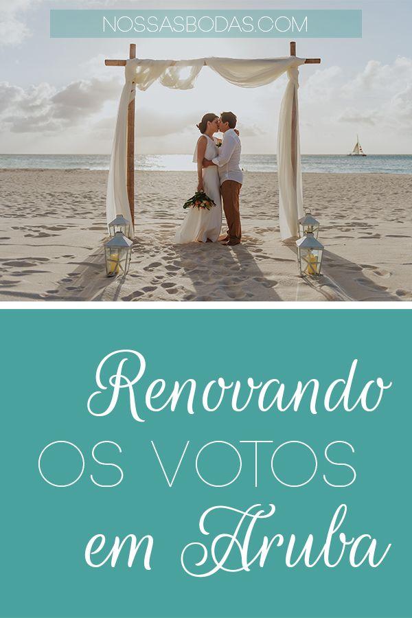 De Estanho Com Renovacao De Votos Em Aruba Em 2020 Renovacao De