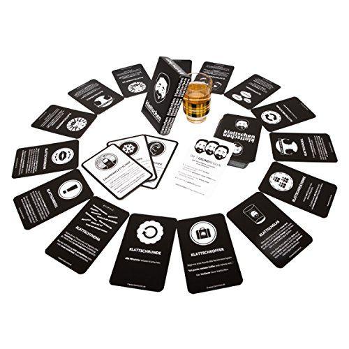 Kartenspiel Trinken