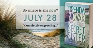 THE SECRET SISTER (Fairham Island #1) by Brenda Novak Available July 28th 2015