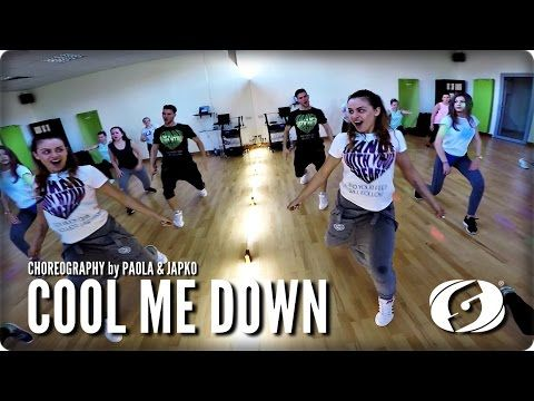 Cool Me Down - SALSATION® Choreography by Paola & Japko