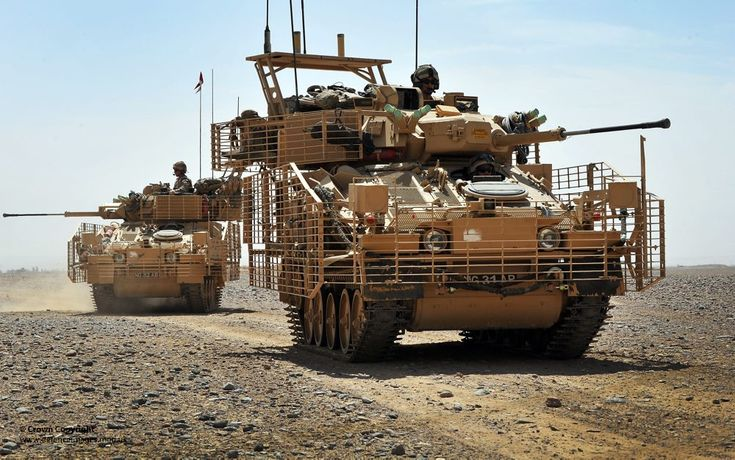 Combat Vehicle Reconnaissance (Tracked) (CVR(T)) Operating in Afghanistan | Flickr - Photo Sharing!