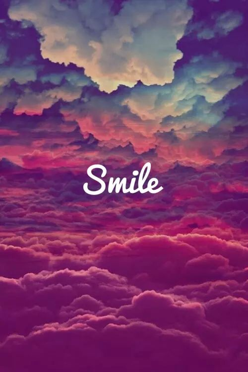 Smile on We Heart It